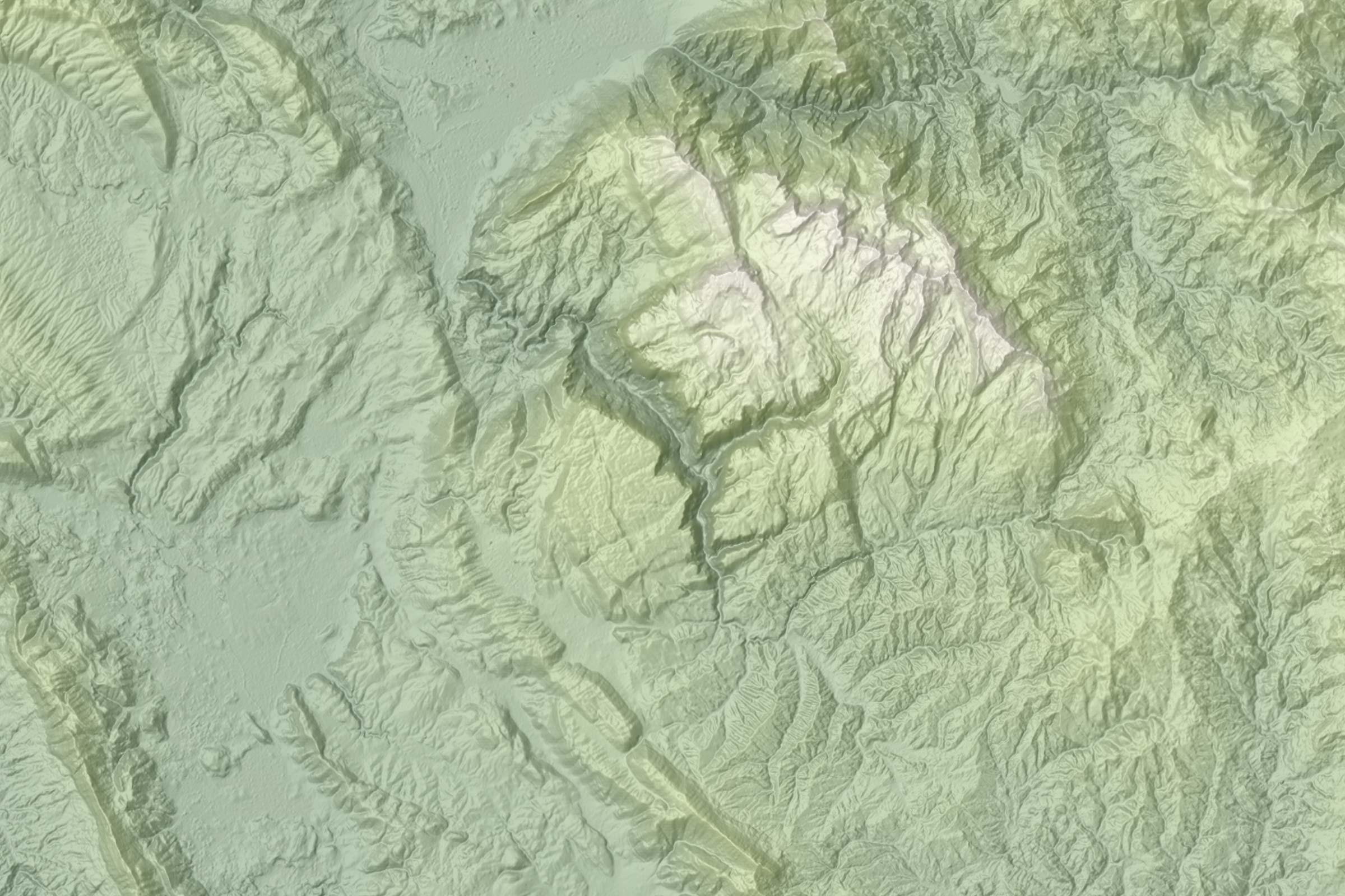 eARTh Engine: Turn cold pixels to a colorful Terrain