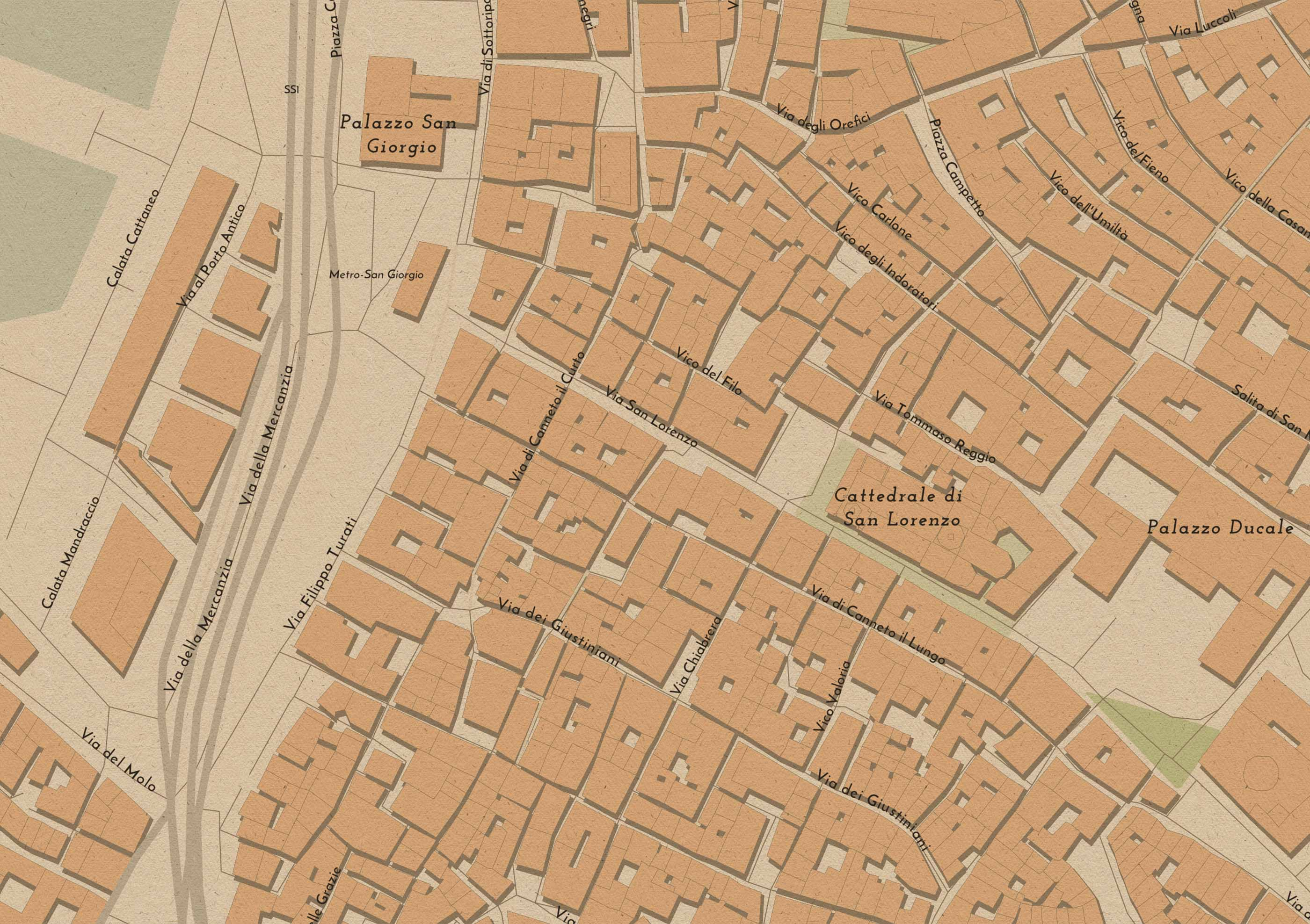 How to make a Vintage City style for Esri Vector Basemaps – Part 1