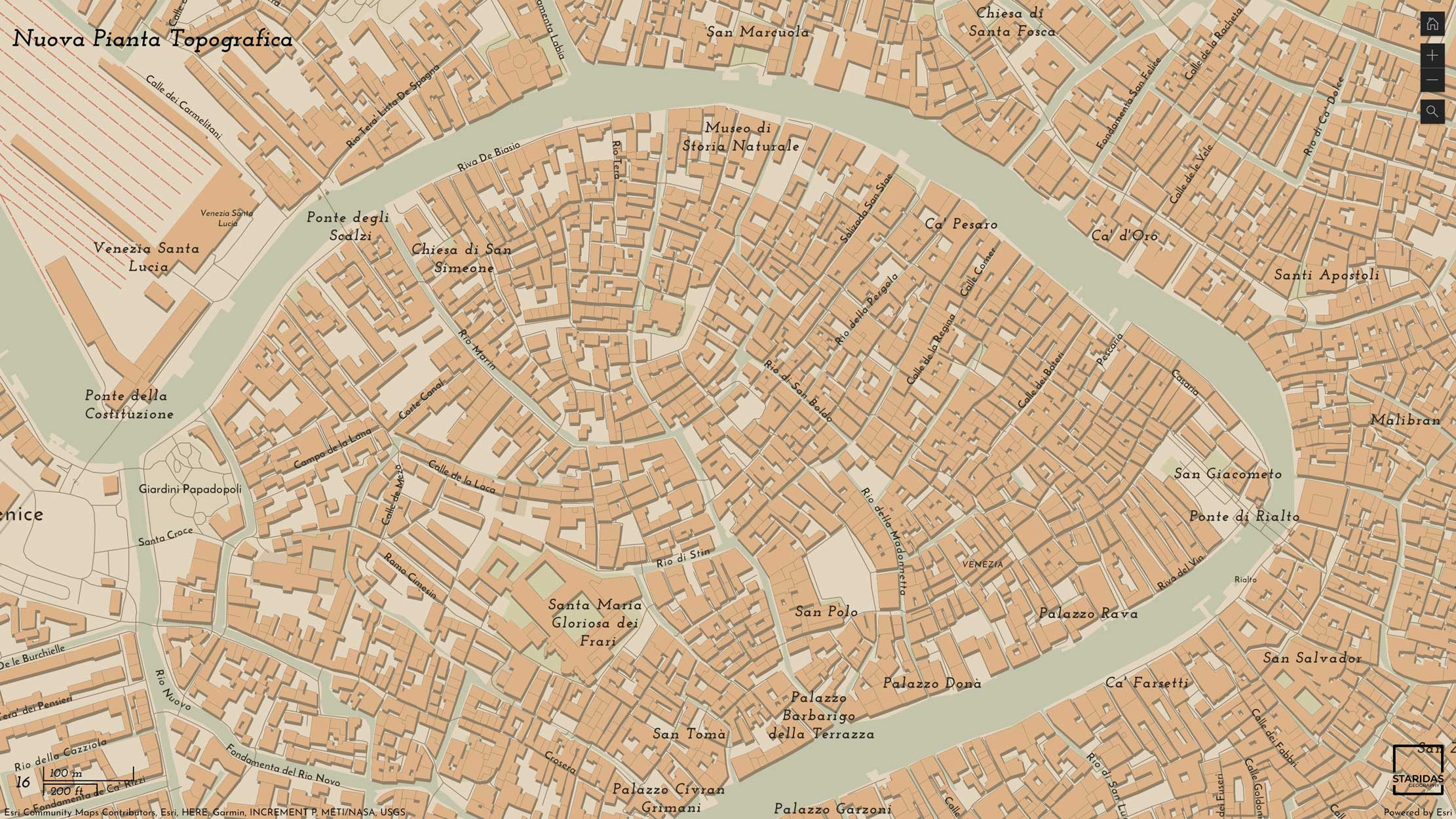 How to make a Vintage City style for Esri Vector Basemaps – Part 2