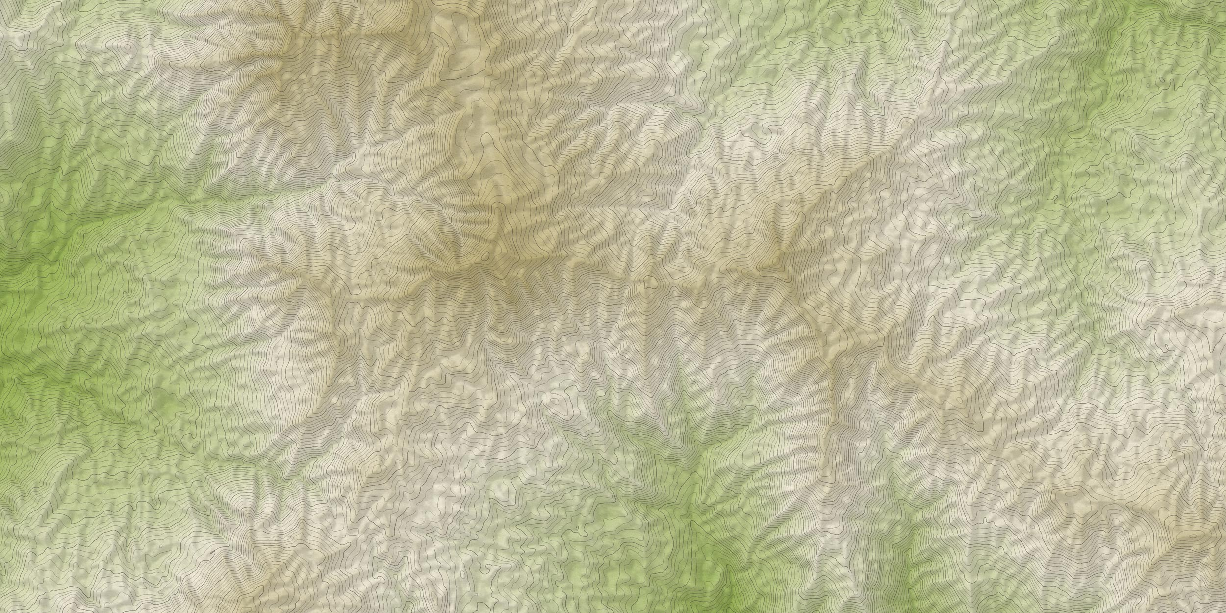 Elatou Trails - Terrain for map at scales above 1:15,000