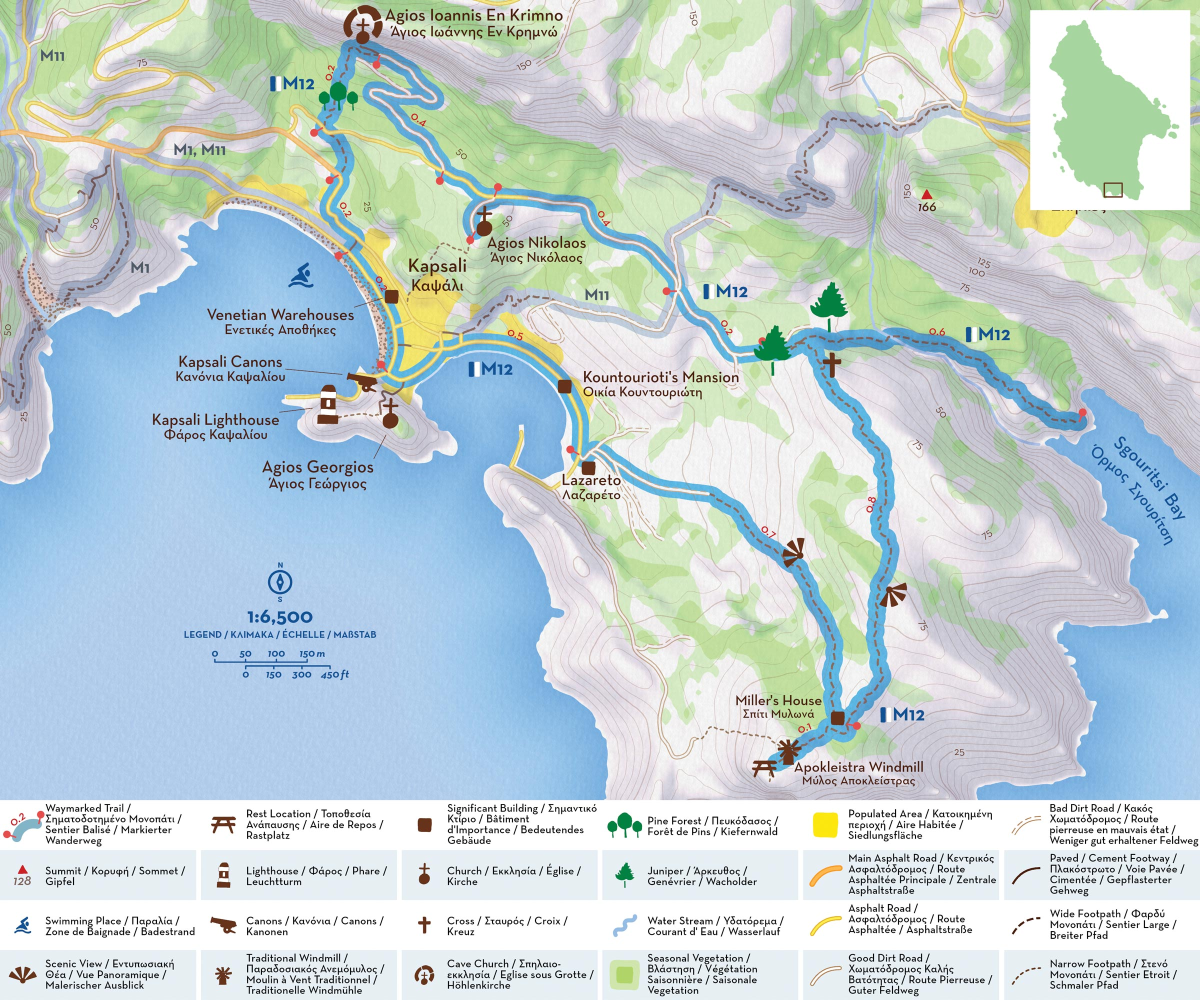 Kythera Trails - M12