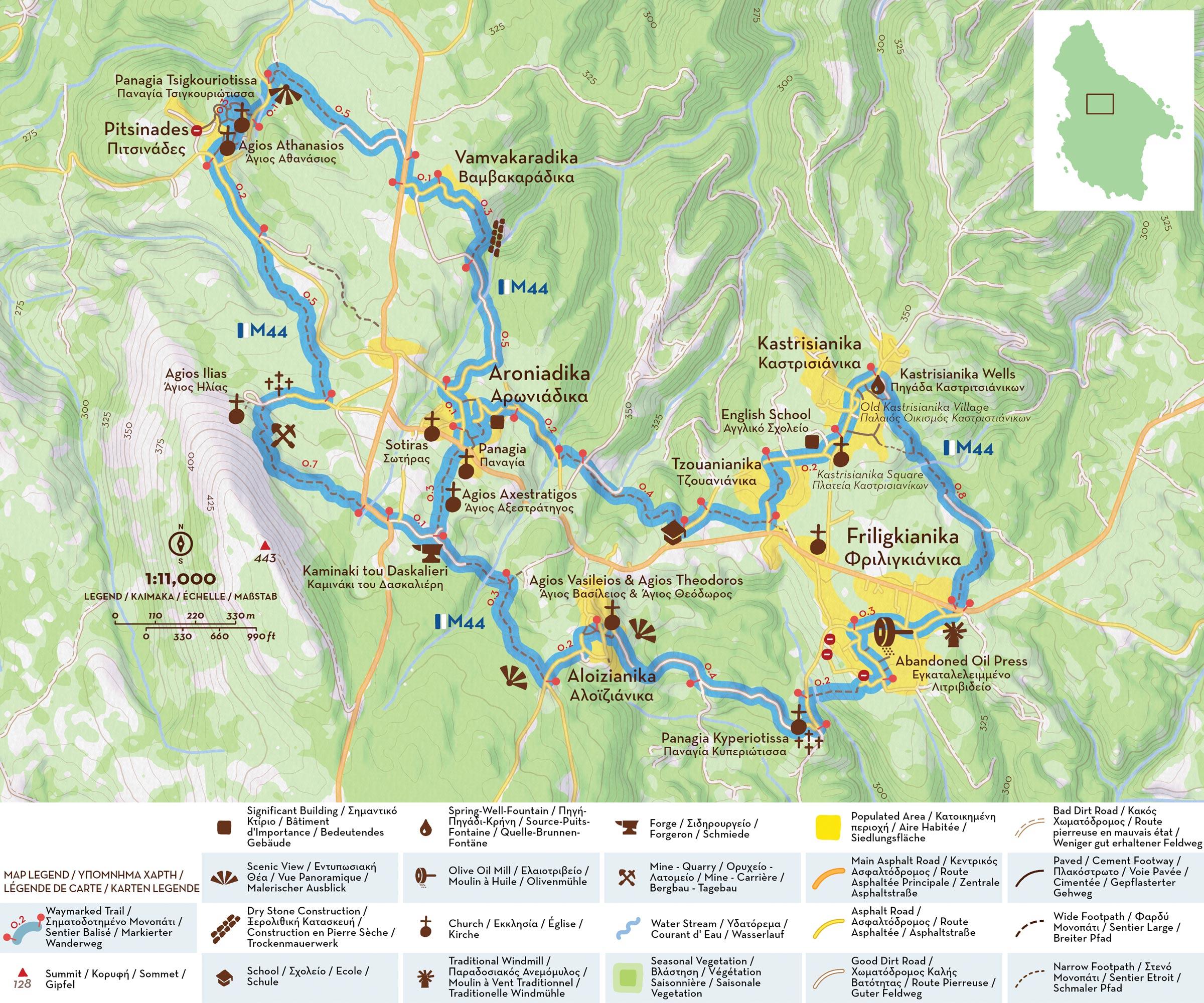 Kythera Trails - M44